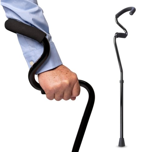 Comfort Support Canes Stand Safely and Walk with Confidence