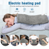 Fast heating machine washable personal care body warmer electric Heating Pad