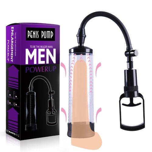 Manual Penis Enlarge Extend Vacuum Pump