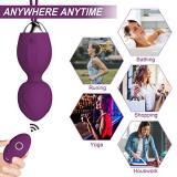 VIBRO© Kegel Balls for Women Pelvic Floor Tightening Exercises - 003