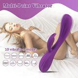 VIBRO© G Spot Rabbit Vibrator with Bunny Ears for Clitoris Stimulation - 003