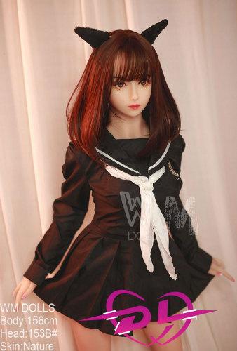 真美ちゃん 156cm WM Doll B-cup セックスドール
