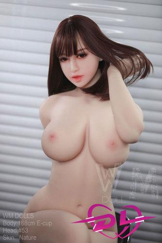 千絵ちゃん 168cm Eカップ WM Dolls#53等身大TPEドール