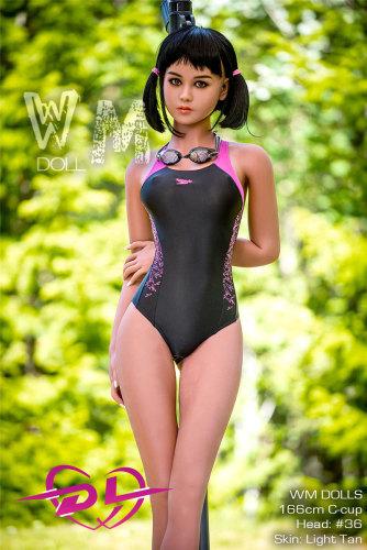 Brisha 166cm Cカップ WM Doll#36 高級tpeドール
