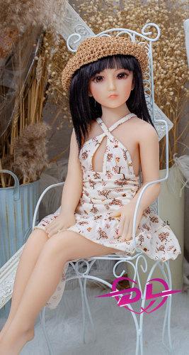 千優(ちひろ) 65cm  axbdoll Mini 7番 ロリリアルラブドール