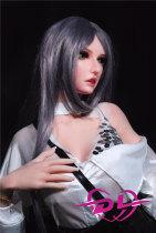 黑泽美砂 150cm  ElsaBabe綺麗顔立ちシリコンラブドール