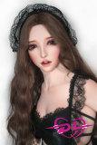米管野加 150cm  ElsaBabe 美人顔セックスリアルラブドール シリコン製