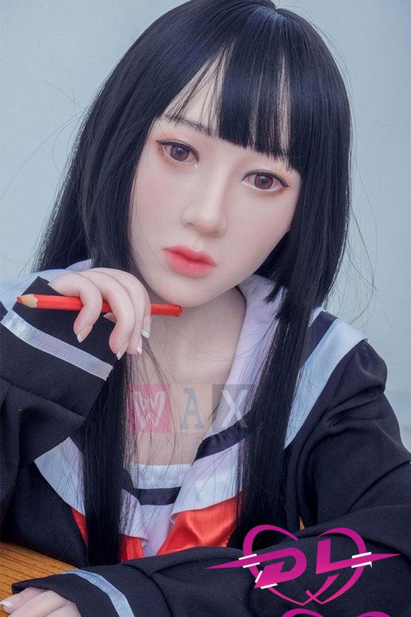 結希子 130cm中胸 waxdoll #G19 シリコン熟女リアルドール