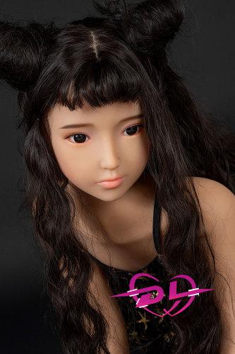 十萌ちゃん 120cm平胸  axbdoll #A46 小麦色 ロリセックス人形