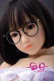 メガネかけるセックス人形