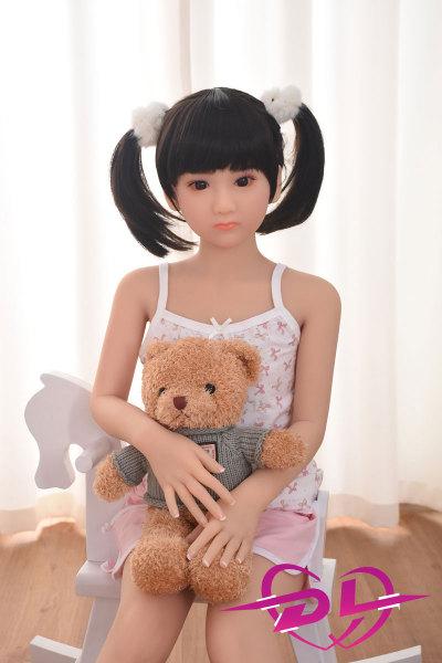 莉央ちゃん  126cm平胸   axbdoll #A15  ロリラブドール