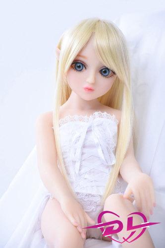 れい 65cm axbdoll#A04 長耳リアル人形