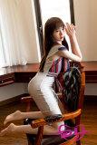 美希 DLdoll#H1 巨乳Fカップ  163cm 高級シリコーンラブドール 全身リアルメイク無料付き