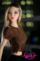 Abbey 141cm YL Doll 新品ラブドールTPE製