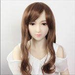 130cm axbdoll #A16 小胸 コスプレ人形 写真の服装を付属