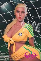 168cm Fカップ WM Dolls#198 TPEラブドール