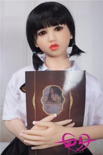 Jenny  138cm wmdolls#107 ロリ顔tpeドール