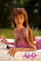 171cm 細身 WMDOLLS #56A 美人さんスレンダーラブドール
