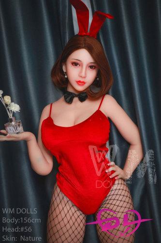 由紀恵ちゃん 156cm Hカップ WM Dolls#56 人気リアルDutchラブドール