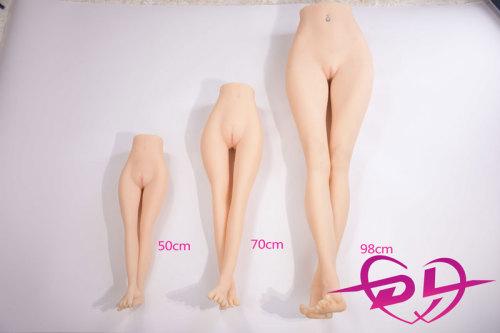 50cm 脚モデル 下半身セックスドール