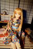 着物エロ人形