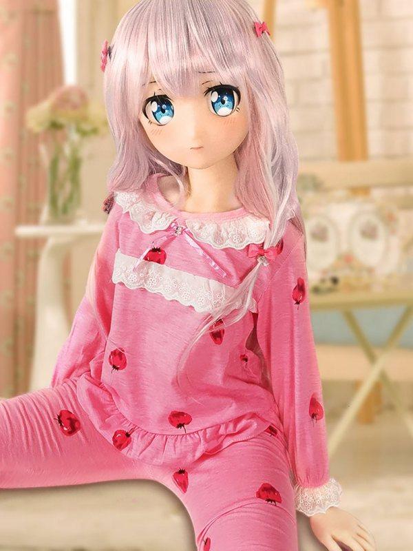 135cm AA-cup#15ヘッド Aotume Doll 2次元アニメドール