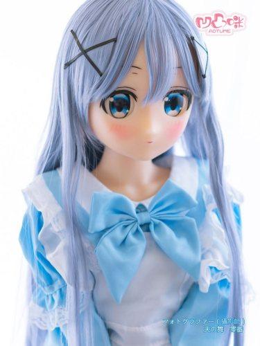 135cmスリム AA-cup#24ヘッド Aotume Doll アニメロリドール