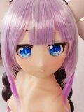 135cm AA-cup#16ヘッド Aotume Doll アニメリアルラブドール