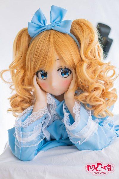 即日発送可能135cmスリム AA-cup#24ヘッド Aotume Doll セックスドール