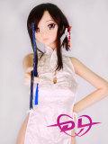 162cm G-cup#2ヘッド Aotume Doll 等身大ラブドール 8月から販売終了 追加眼球*1対とウィッグ*1セット贈る