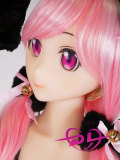 145cm D-cup#5ヘッド Aotume Doll セックスドール 8月から販売終了 追加眼球*1対とウィッグ*1セット贈る