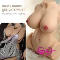 mag 半身トルソーセックス人形 アジア風と欧米風