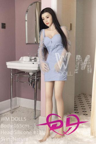 YUMI165cm wmdoll シリコン頭部#11+tpe身体 人妻リアルラブドール