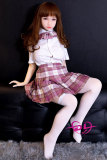 135cm【浜野 裕里恵】E-cup Fire Doll#5セックスドール