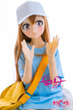 135cmスリム AA-cup#22ヘッド Aotume Doll アニメ人形