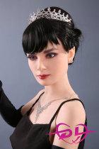 美しい【美黛】158cm微乳Qita Doll#16ダッチワイフ