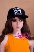 美しい【百里】158cm巨乳Qita Doll#20ダッチワイフ