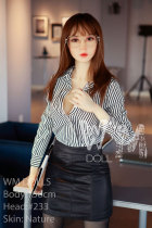 素敵な【樱井真理子】 158cm D-cupダッチワイフWM Doll#233