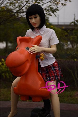 【Heidi】146cm G-Cup 美しい等身大ドールOR Doll#012-138-