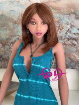 Selena 145cm F-Cup Doll4ever高級ダッチワイフ