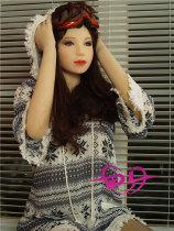 Morgan 156cm D-cup美しい等身大ドールOR Doll#001-19-