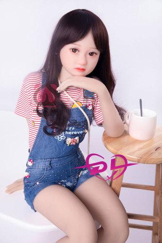 可愛い桜子138cm A-Cup MOMOdollロリドール