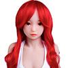 紗莉奈132cm微乳普肤超可愛いMOMOロリ巻き毛ラブドール