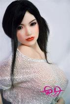 美沙150cm Gカップ HR Doll高級tpeリアルラブドール