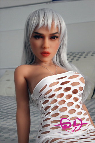 Voila 115cm Irontechdoll E-cup 白髪セックスラブドール