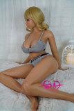 mini Ariel 100cm J-Cup  Piper Doll 頭身一体シリコンラブドール
