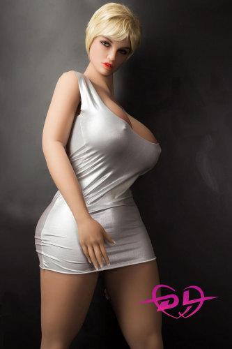 短髪真里163cm小麦肌F-CupセックスドールHR Doll#6