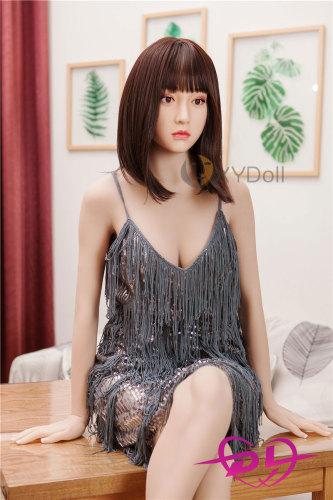 小花168cm Cカップシリコン頭部+tpeボディリアルラブドールEVO骨架XY Doll#003