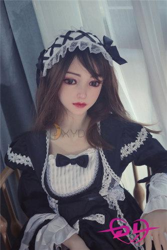 ありす140cm BカップEVO骨架シリコン頭部セックスドールXY Doll#009