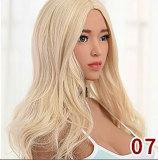緑眼球安娜158cm高品質6yedoll等身大ラブドール